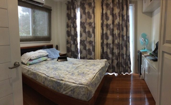 fully furnished house is for sale at granada, bacolod city