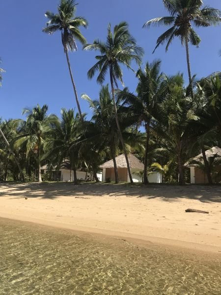 titled beach front property on sale - new busuanga
