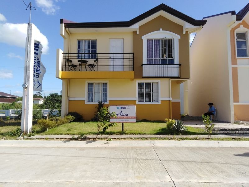 affordable house and lot in cavite city abeia model