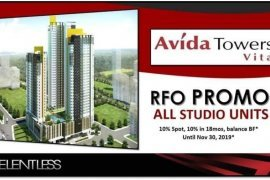 Condo for sale in Phil-Am, Metro Manila near MRT-3 North Avenue