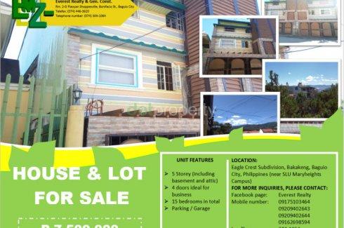 15 Bedroom House for sale in Bakakeng Central, Benguet