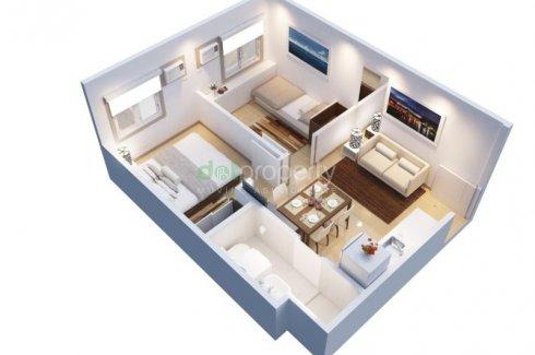 2 Bedroom Condo for sale in Verde Spatial, Quezon City, Metro Manila