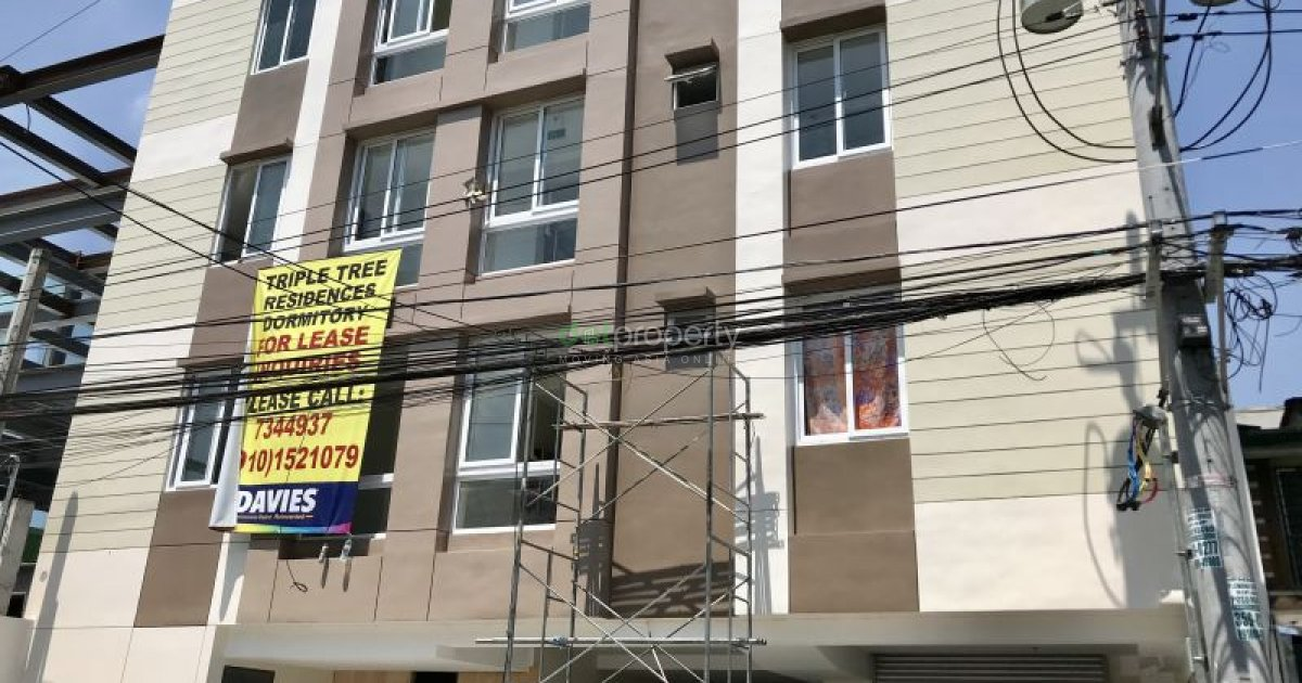 55 st mary street cubao qc dormitory all new apartment - 2 bedroom apartment for rent manila ...