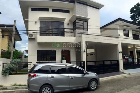 4 Bedroom House for rent in MARYVILLE SUBDIVISION, Talamban, Cebu