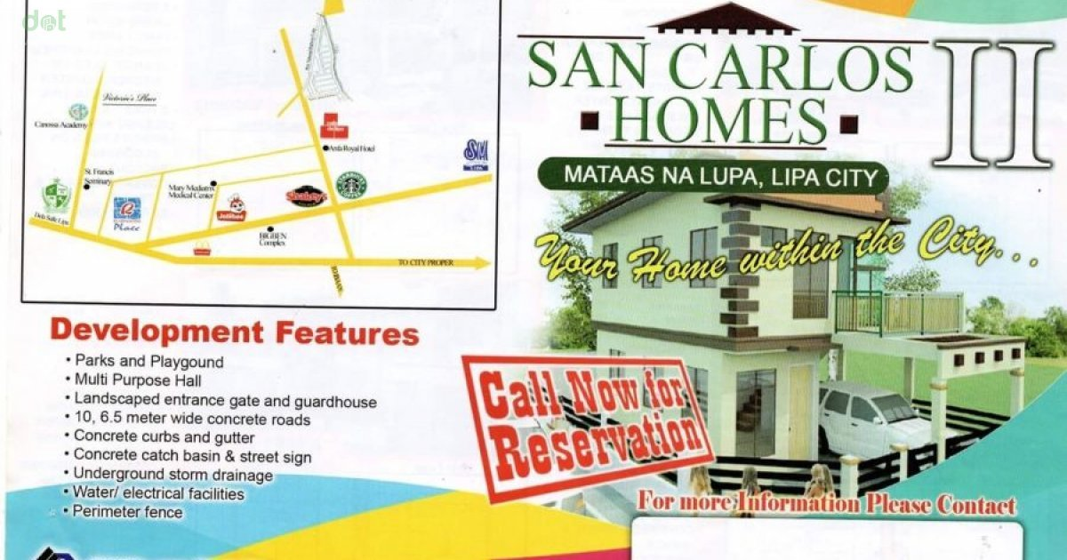 3 Bedroom Townhouse for sale in San Carlos, Batangas - Batangas