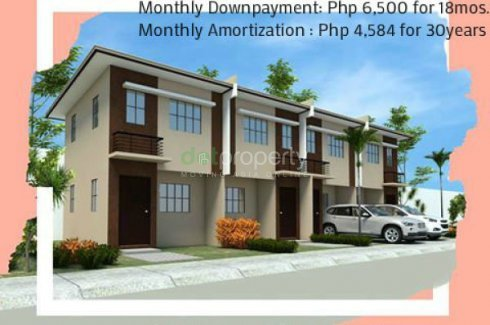 2 bedroom townhouse for sale in Santa Maria, Bulacan