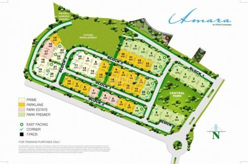 Land for sale in Amara