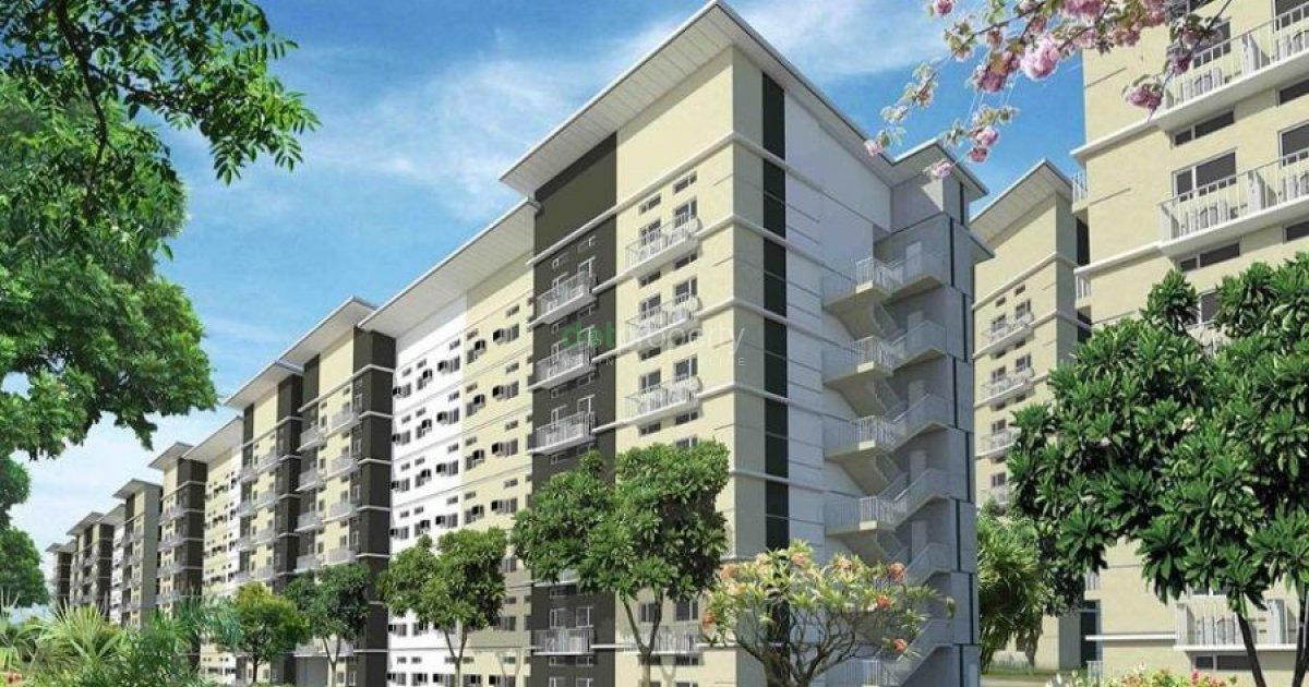 23sqm Trees Residences SM Fairview Terraces Robinsons Nova