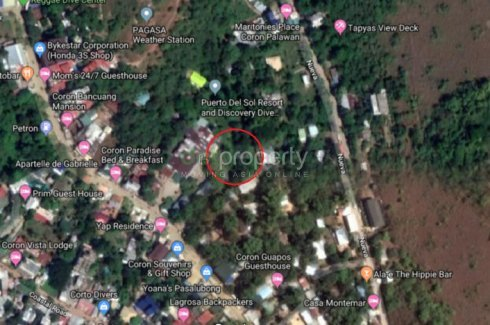 Land for sale in Barangay V, Palawan