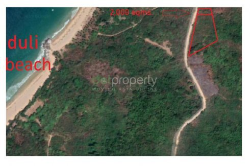 Land for sale in Bucana, Palawan