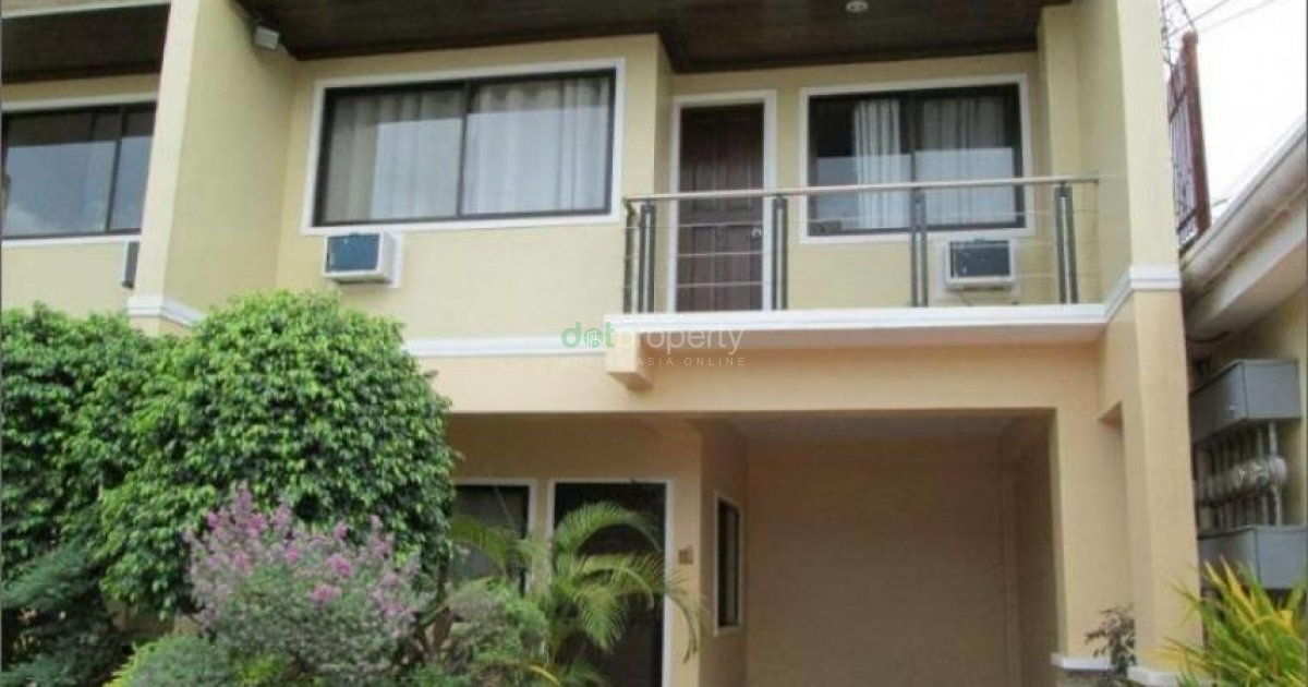 3 Bed Townhouse For Rent In Guadalupe Cebu City 27 000 2374518 Dot Property