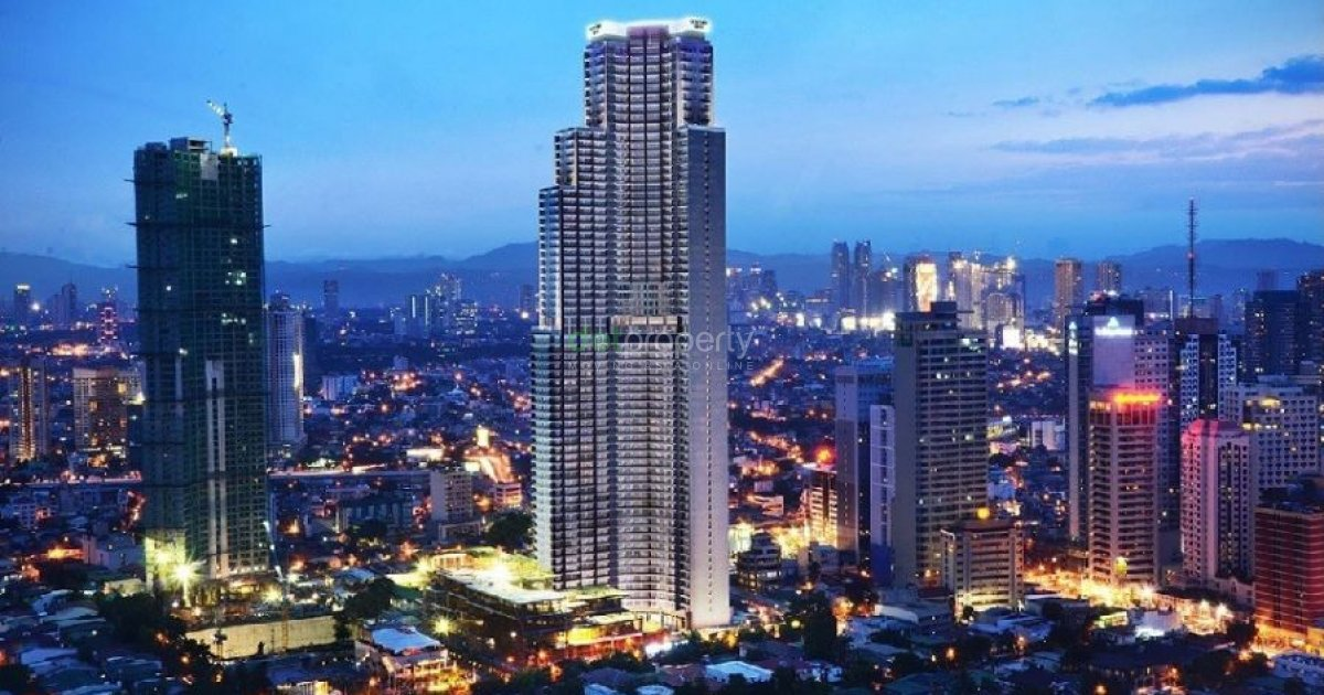 Studio unit for sale at gramercy residences condo for for Homes up for auction