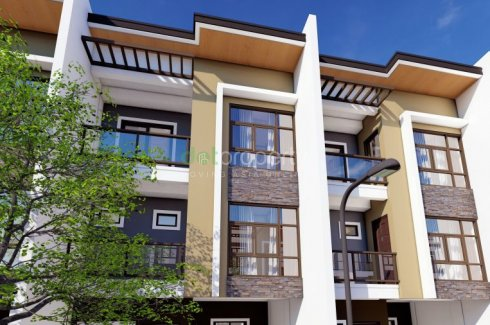 4 Bedroom Townhouse for sale in The Villas at Dasmariñas Highlands, Dasmariñas, Cavite