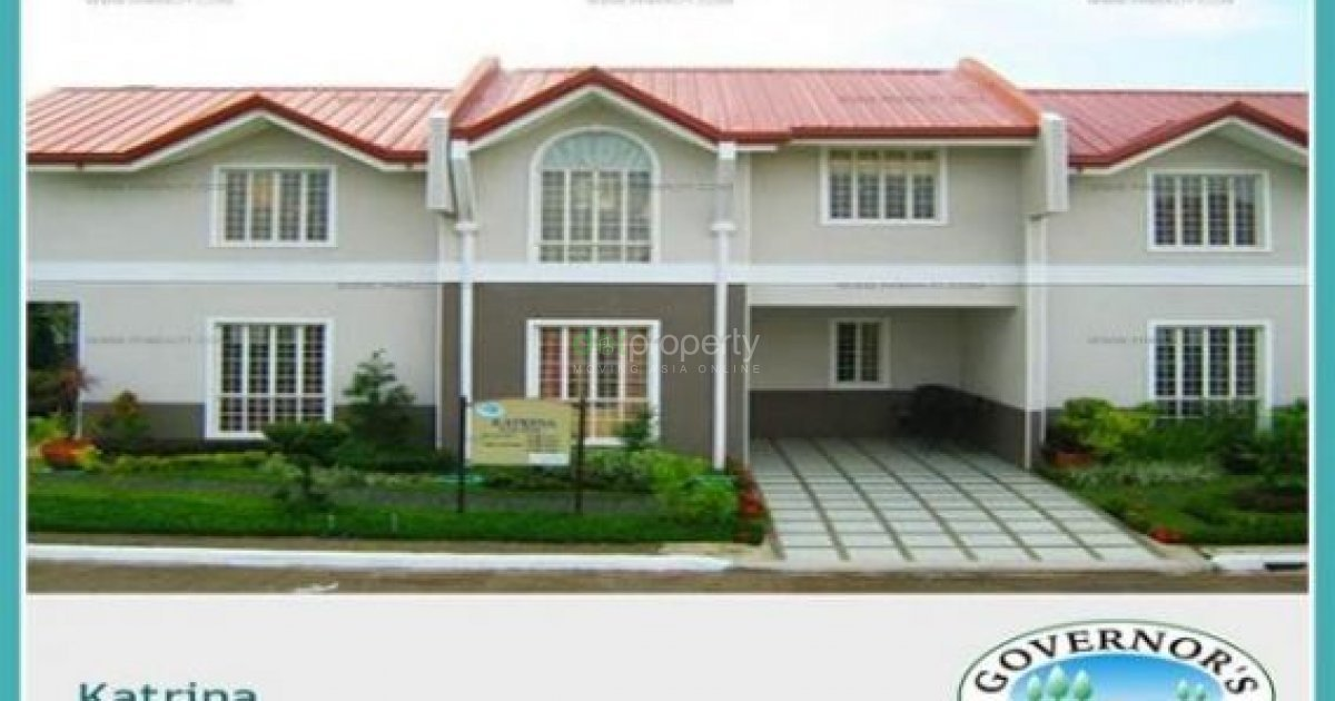 Gorvernoru0027s Hills Katrina House Model, General Trias, Cavite, Philippines.  📌 House For Sale In Cavite | Dot Property