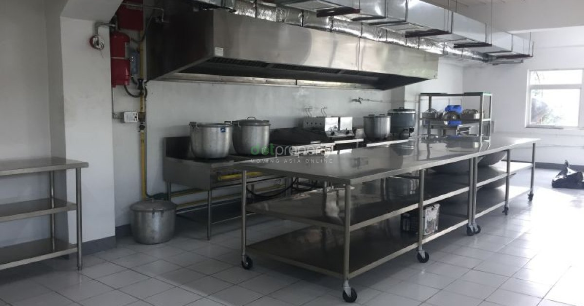 Kitchen And Office Space Space For Lease. 📌 Retail Space For Rent In Metro  Manila | Dot Property Design Ideas