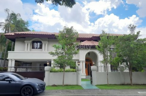 5 Bedroom House for rent in New Alabang Village, Metro Manila