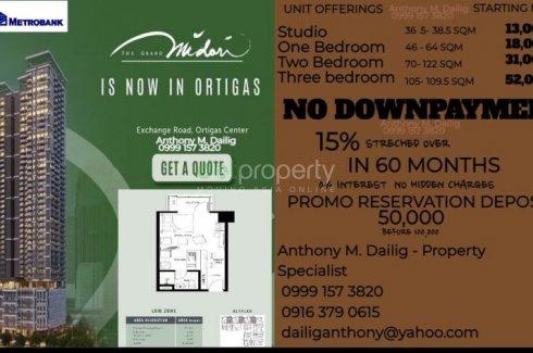 2 Bedroom Condo for Sale or Rent in Bel-Air, Metro Manila