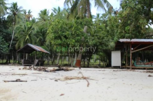 Samal Island Beach Line For Sale