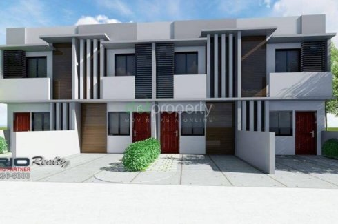 Nice 2 Bedroom Townhouse For Sale In Barangay 94 A, Leyte