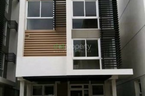 3 Bedroom Townhouse For Sale In 68 Roces Townhouse, Manila, Metro Manila