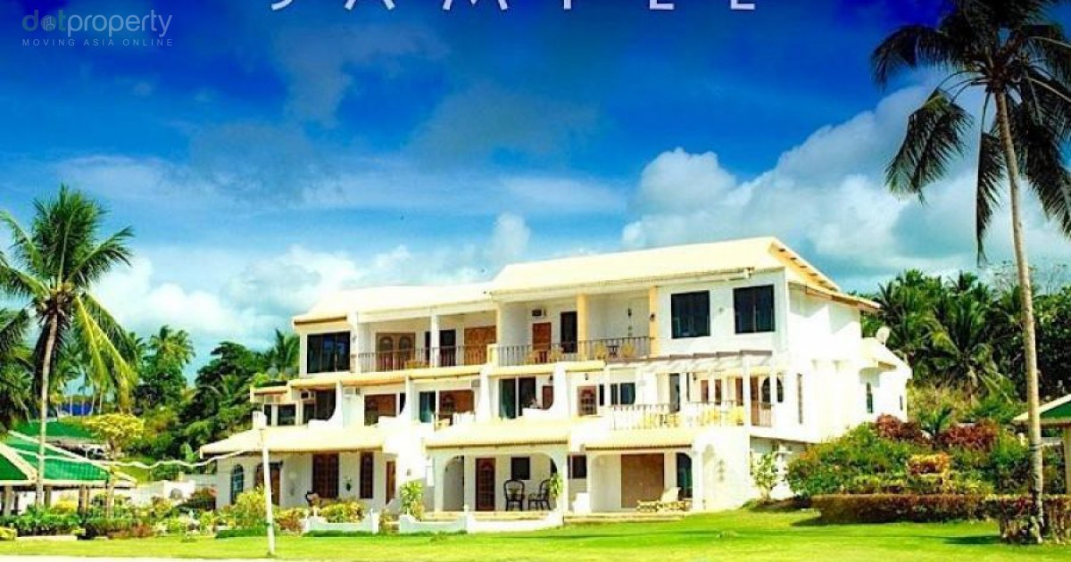 Beach resort hotel for sale san remegio cebu north with for Houses for sale with suites