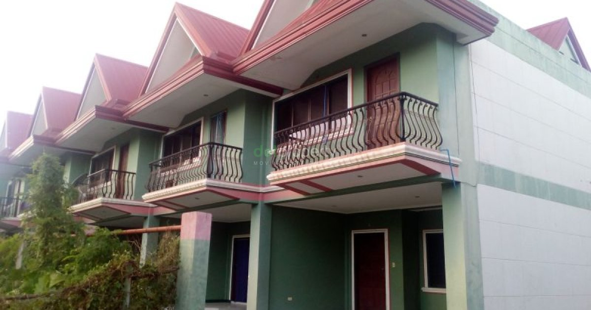 4 bed townhouse for rent in mandaue cebu 35 000 2374166 for Four bedroom townhouse