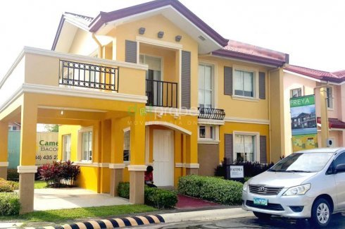 Camella bacolod south house for sale avail 150k discount house for sale in negros occidental for Cheap 5 bedroom houses for sale