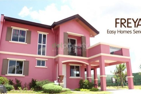5 Bedroom House For Sale In Camella Lipa Heights, Tibig, Batangas