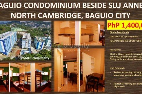Condo For Sale In North Cambridge By Goshen Land, Baguio, Benguet