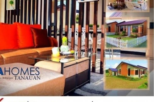 2 Bedroom House For Sale In Tanauan Batangas
