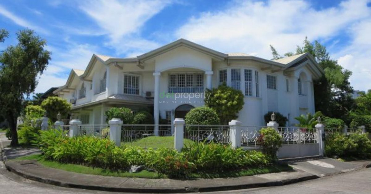7 Bed House For Rent In Muntinlupa Metro Manila 190 000