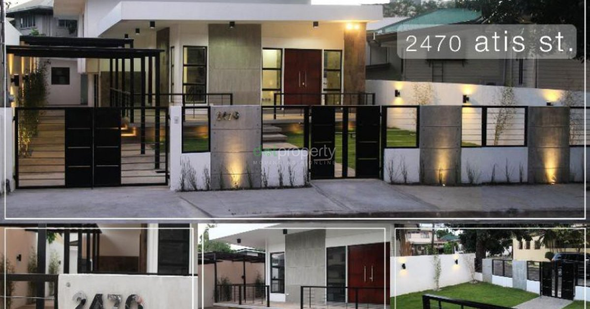 Bed House For Sale In Parañaque Metro Manila - Map of united hills village paranaque