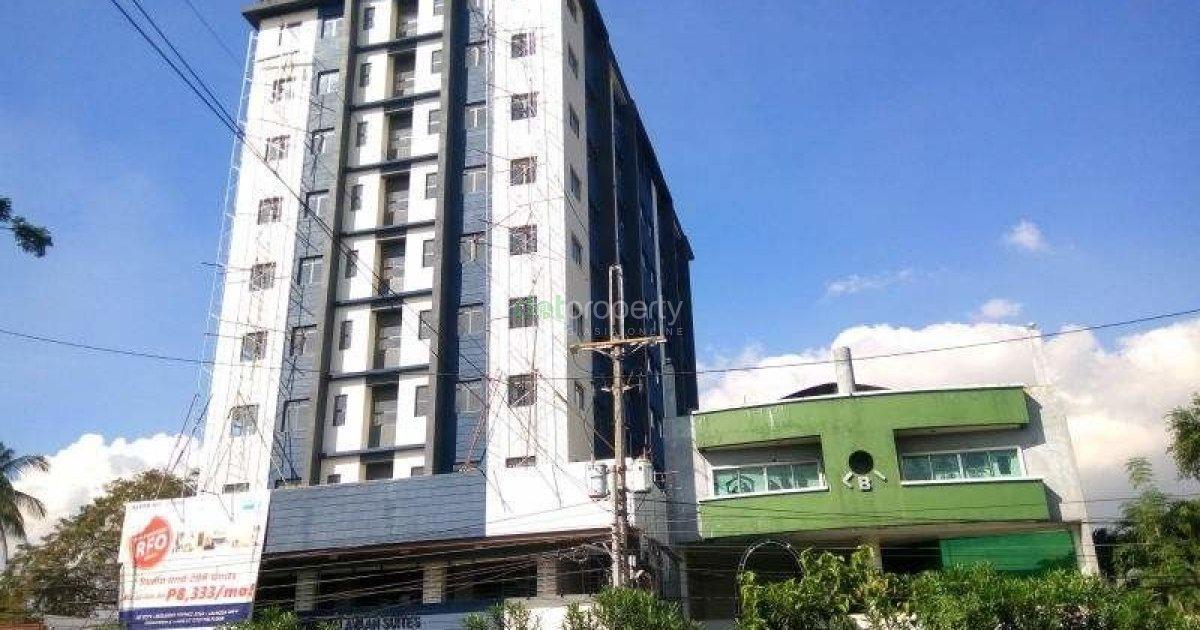 1 bed condo for sale in pinyahan quezon city 1 800 000 for Terrace 45 quezon city