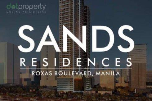 1 Bedroom Condo for sale in Sands Residences, Malate, Metro Manila near LRT-1 Pedro Gil