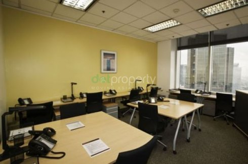 Office for rent near MRT-3 Ayala
