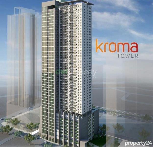 1 Bedroom Condo for sale in Kroma Tower, Makati, Metro Manila