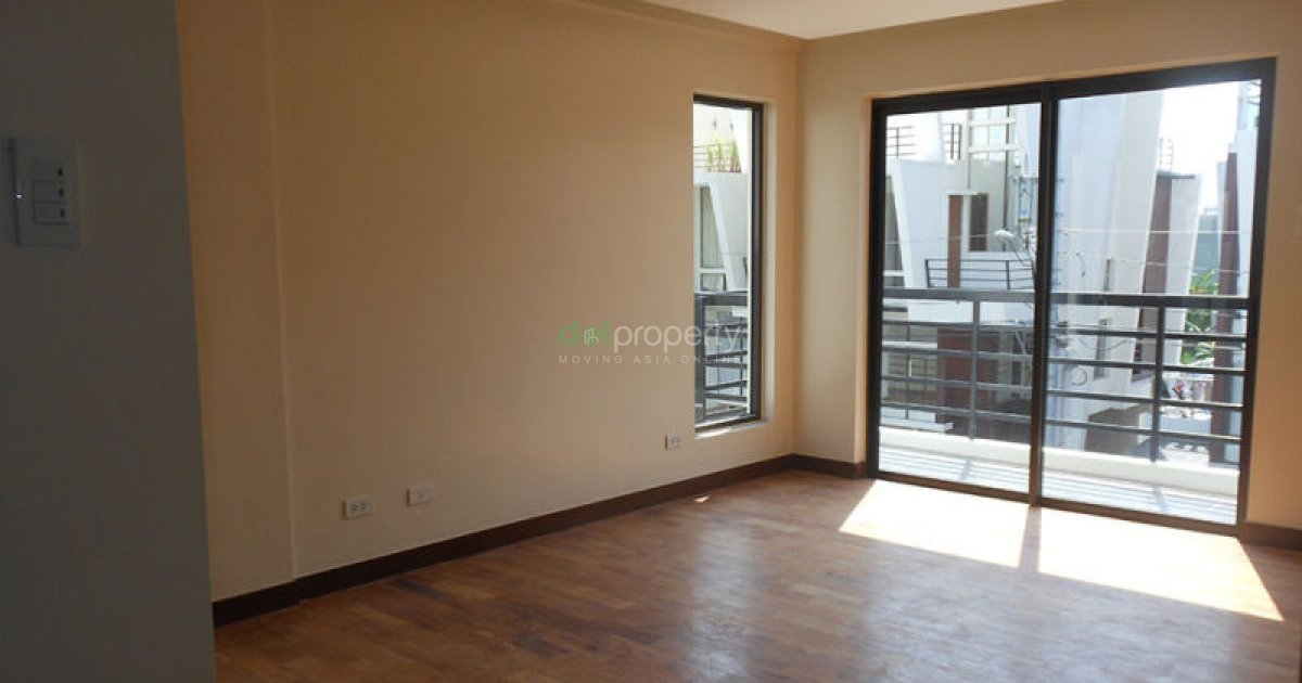 3 Bed Townhouse For Rent In Mahogany Place Iii Taguig