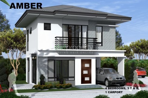 4 Bedroom House For Sale In Talamban, Cebu