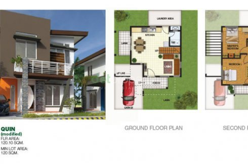 3 Bedroom House for sale in North Manhattan Residences, Tikay, Bulacan