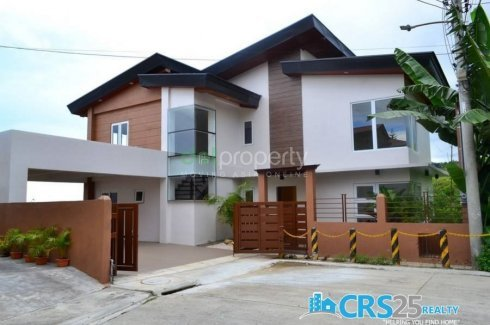 4 Bedroom House For Sale In Tabunoc, Cebu