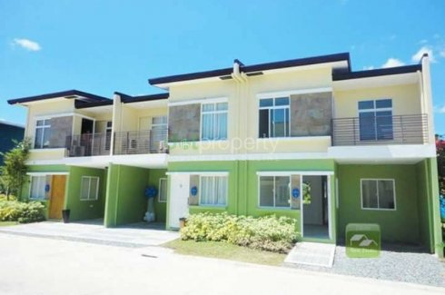 adelle house model townhouse for sale in cavite dot property. Black Bedroom Furniture Sets. Home Design Ideas
