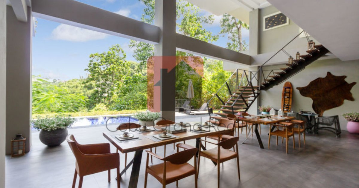 Fabulous House With Designer Furniture In Maria Luisa Park House For Sale In Cebu Dot Property