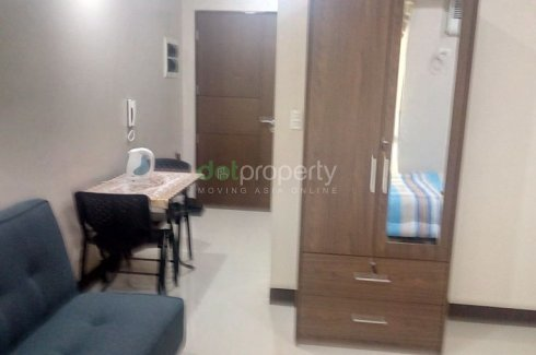 Fully Furnished Studio Unit At Manhattan Heights Cubao Condo