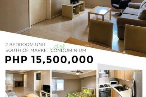 2 Bedroom Condo for sale in Taguig, Metro Manila