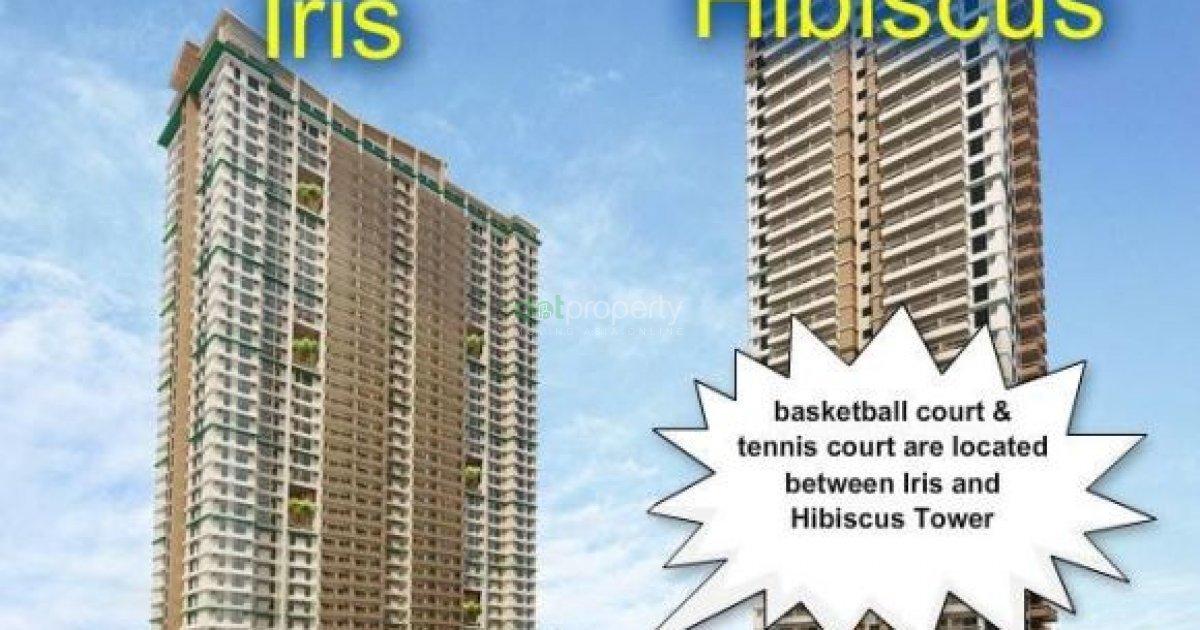 1 Bed Condo For Sale In Tivoli Gardens Residences Mandaluyong Metro Manila 2 700 000