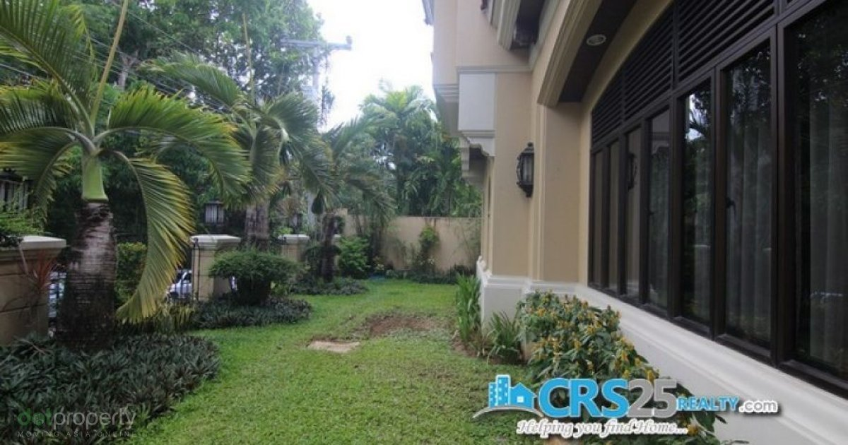 House and lot in talamban cebu with swimming pool house for 6 bedroom house with swimming pool for sale
