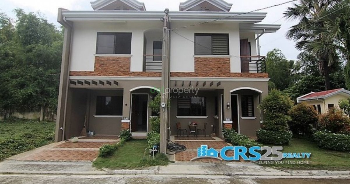 Affordable 3 Bedroom Townhouse For Sale In Liloan Cebu Townhouse For Sale In Cebu Dot Property