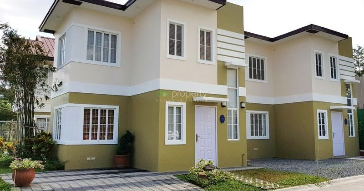 3 Bed Townhouse For Sale In Lancaster New City Alapan Ii B Imus 2 900 000 2496905 Dot