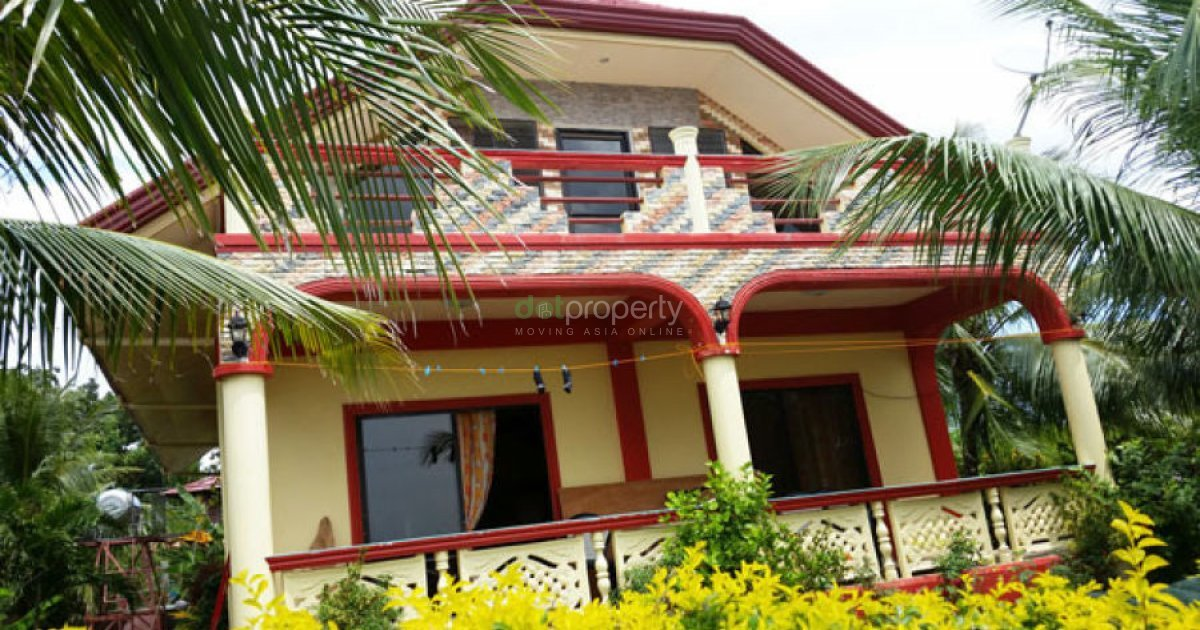 2 Bed Villa For Rent In Basdiot Moalboal 25 000 2588354 Dot Property