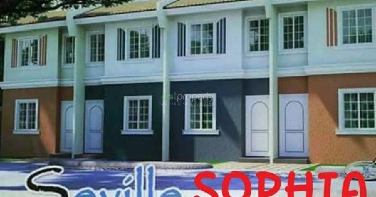 SOPHIA Townhouse Lipa Batangas Townhouse for